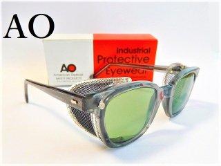 箱付きデッドストックヴィンテージAOアメリカンオプティカルウェリントンサングラス眼鏡44□AmericanOptical【AO-12102】