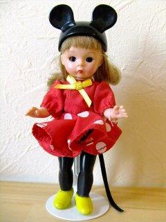 マクドナルド×マダムアレクサンダーハッピーミールウェンディドール人形ディズニーシーリーズ【ミニーマウス】【M-10935】