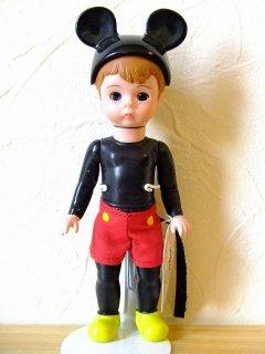マクドナルド×マダムアレクサンダーハッピーミールウェンディドール人形ディズニーシーリーズ【ミッキー】【M-10936】