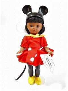 マクドナルド×マダムアレクサンダーハッピーミールウェンディドール人形ディズニーシーリーズ【ミニーマウス】【M-12211】