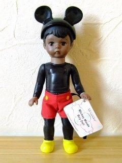 マクドナルド×マダムアレクサンダーハッピーミールウェンディドール人形ディズニーシーリーズ【ミッキー】【M-】