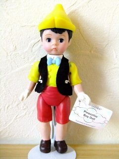 マクドナルド×マダムアレクサンダーハッピーミールウェンディドール人形ディズニーシーリーズ【ピノキオ】【M-10939】