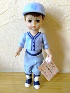 マクドナルド×マダムアレクサンダーハッピーミールウェンディドール人形【野球女の子】【M-10952】