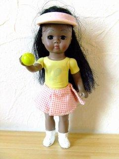 マクドナルド×マダムアレクサンダーハッピーミールウェンディドール人形【テニス女の子】【M-10957】