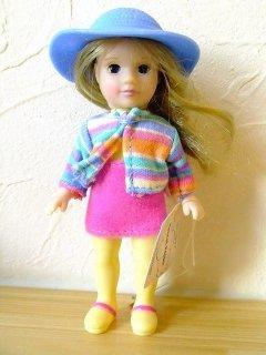 マクドナルド×マダムアレクサンダーハッピーミールウェンディドール人形【ハンナペッパー】【M-10962】