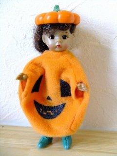 マクドナルド×マダムアレクサンダーハッピーミールウェンディドール人形【パンプキン】【M-10958】
