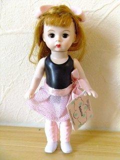 マクドナルド×マダムアレクサンダーハッピーミールウェンディドール人形【バレリーナ】【M-10964】