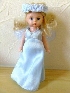 マクドナルド×マダムアレクサンダーハッピーミールウェンディドール人形【ブルーフェアリー】【M-10971】