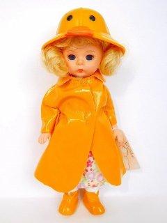マクドナルド×マダムアレクサンダーハッピーミールウェンディドール人形【ヒヨコレインコート】【M-12204】