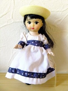 マクドナルド×マダムアレクサンダーハッピーミールウェンディドール人形【セッティングセイル】【M-10961】