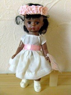マクドナルド×マダムアレクサンダーハッピーミールウェンディドール人形【フラワーガール】【M-10965】