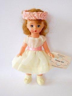 マクドナルド×マダムアレクサンダーハッピーミールウェンディドール人形【フラワーガール】【M-12427】