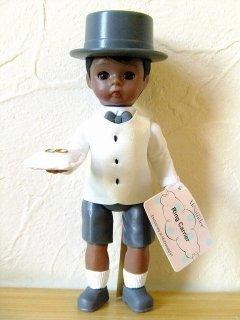 マクドナルド×マダムアレクサンダーハッピーミールウェンディドール人形【リングボーイ】【M-10966】