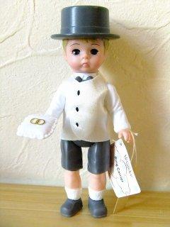 マクドナルド×マダムアレクサンダーハッピーミールウェンディドール人形【リングボーイ】【M-10967】