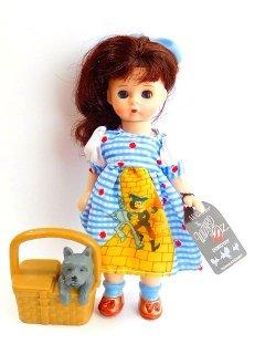 マクドナルド×マダムアレクサンダーハッピーミールウェンディドール人形Ozオズの魔法使いシリーズ【ドロシー&子犬のトト】【M-12210】