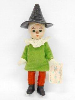 マクドナルド×マダムアレクサンダーハッピーミールウェンディドール人形Ozオズの魔法使いシリーズ【カカシ】【M-12214】