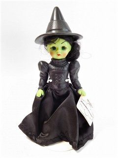マクドナルド×マダムアレクサンダーハッピーミールウェンディドール人形Ozオズの魔法使いシリーズ【西の魔女】【M-12209】