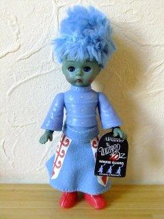 マクドナルド×マダムアレクサンダーハッピーミールウェンディドール人形Ozオズの魔法使いシリーズ【ウィンキーガード】【M-10986】