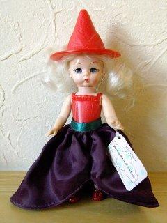 マクドナルド×マダムアレクサンダーハッピーミールウェンディドール人形Ozオズの魔法使いシリーズ【東の魔女】【M-10981】