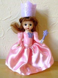 マクドナルド×マダムアレクサンダーハッピーミールウェンディドール人形Ozオズの魔法使いシリーズ【南の魔女グリンダ】【M-10982】