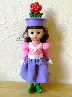 マクドナルド×マダムアレクサンダーハッピーミールウェンディドール人形Ozオズの魔法使いシリーズ【フラワーマンチカン】【M-10978】