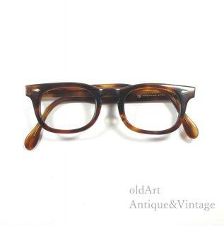 AmericanOpticalアメリカンオプティカルヴィンテージ50'sメガネ眼鏡5 3/4 42ー22【N-20007】