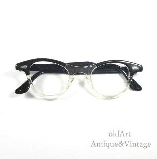 TartOpticalタートオプティカルヴィンテージ50'sメガネ眼鏡5 2/1 42ー22【N-20010】