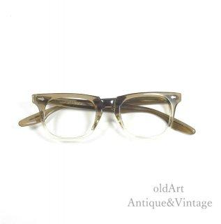 AmericanOpticalアメリカンオプティカルヴィンテージ60'sメガネ眼鏡5 3/4 44ー24【N-20011】