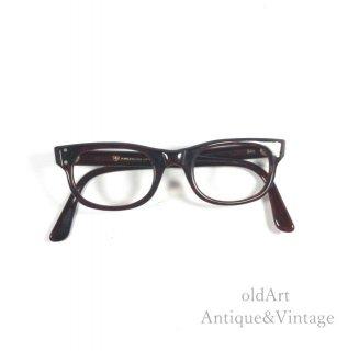AmericanOpticalアメリカンオプティカルヴィンテージ60'sメガネ眼鏡5 1/2 40ー18【N-20102】