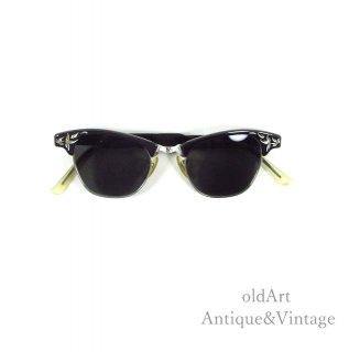 ArtCraftアートクラフトヴィンテージ50'sメガネ眼鏡44ー20【N-20260】
