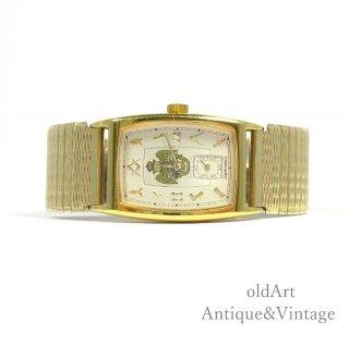 入手困難フリーメイソン33最高階位双頭鷲ハミルトンHAMILTONクォーツ式会員限定メンズウォッチ腕時計【M-14813】
