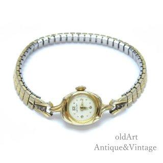 ビンテージ1940-1960'sハミルトンHAMILTON手巻き式レディース腕時計ドレスウォッチアンティークウォッチ腕時計【N-20623】