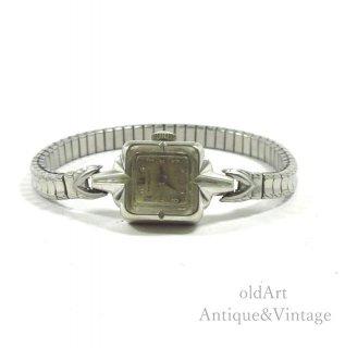 ビンテージ1940-1960'sハミルトンHAMILTON手巻き式レディース腕時計ドレスウォッチアンティークウォッチ腕時計【N-20626】