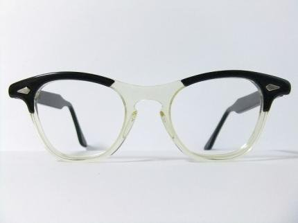 DEADヴィンテージ【Tart Optical】タートオプティカル眼鏡フレーム:black