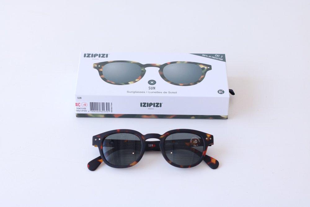 IZIPIZI sunglasses #C TORTOISE