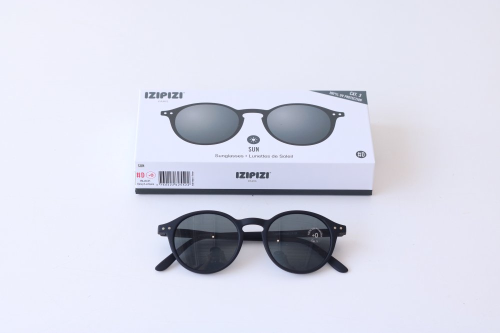 IZIPIZI sunglasses #D BLACK