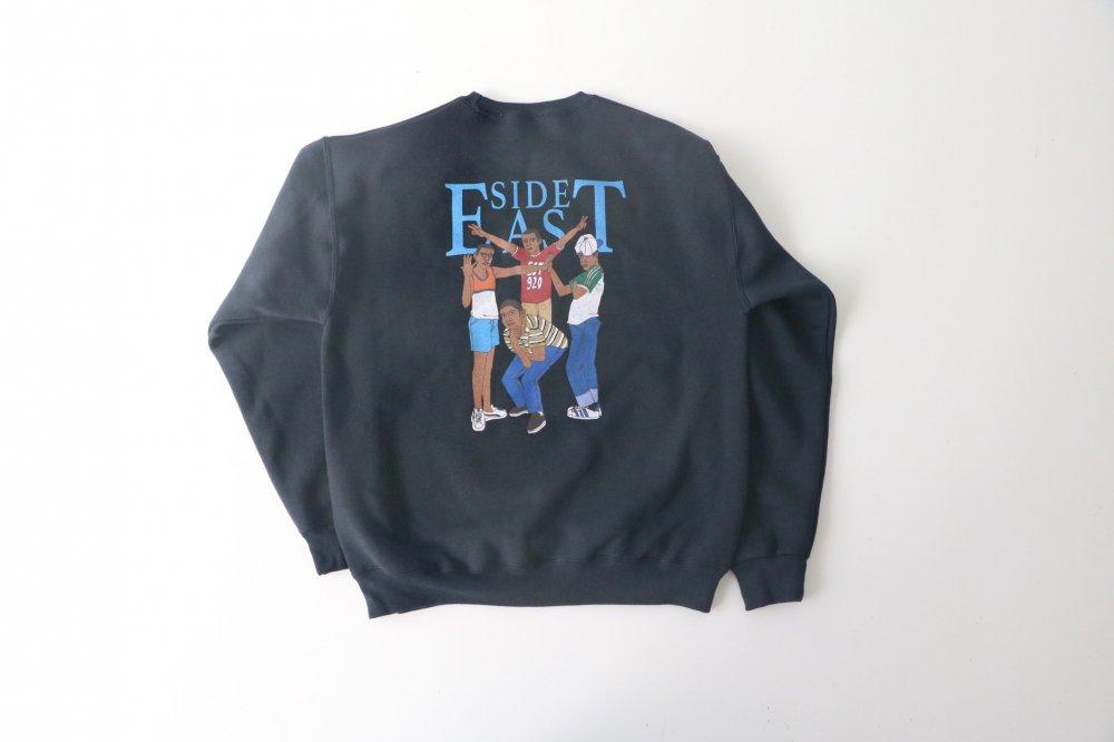 EAST SIDE sweat shirts