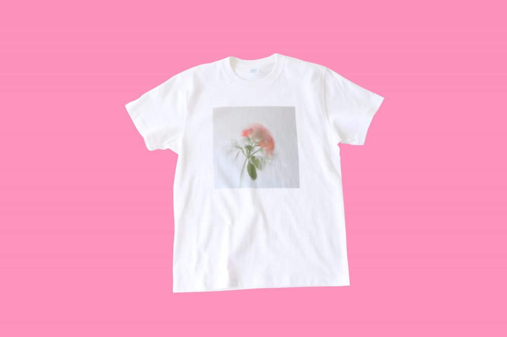 BEA FLOWER COLLECTIVE PHOTO T-SHIRT2