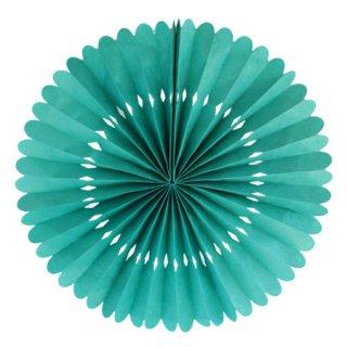 ペーパーファン Large|Turquoise