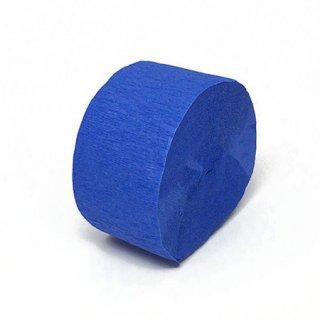 クレープストリーマー   ロイヤルブルー