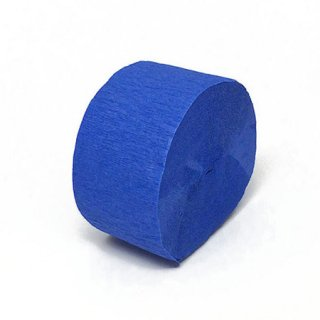 クレープストリーマー | ロイヤルブルー