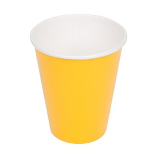 ペーパーカップ 24個入 | Yellow