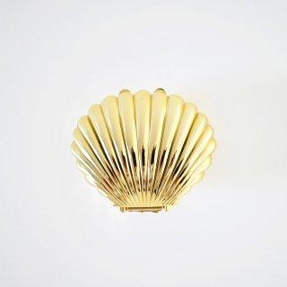 シェル型プラスチックケース ゴールド