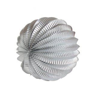 ペーパーアコーディオンボール 15cm | Silver