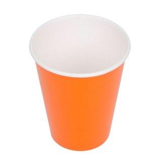 ペーパーカップ 8個入 - Orange