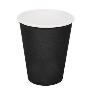 ペーパーカップ 8個入 - Black