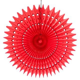 ペーパーファン 53cm Red
