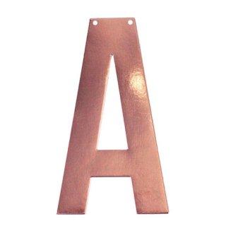 カスタムオーダー・メタリックレターバナー ROSE GOLD