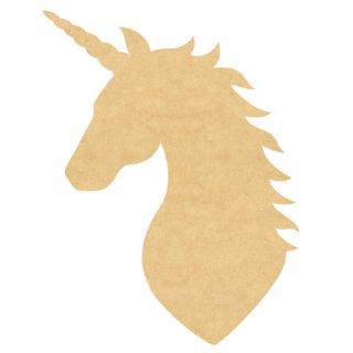 MDFボード切文字 - Unicorn