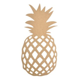 MDFボード切文字 - Pineapple